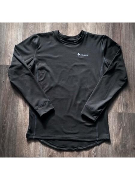 Термо-кофта Columbia черная