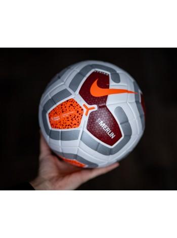 купить Футбольный мяч АПЛ Merlin Premier League белый 2019-2020