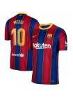 купить Детская футбольная форма Барселона MESSI 10 домашняя 2020-2021