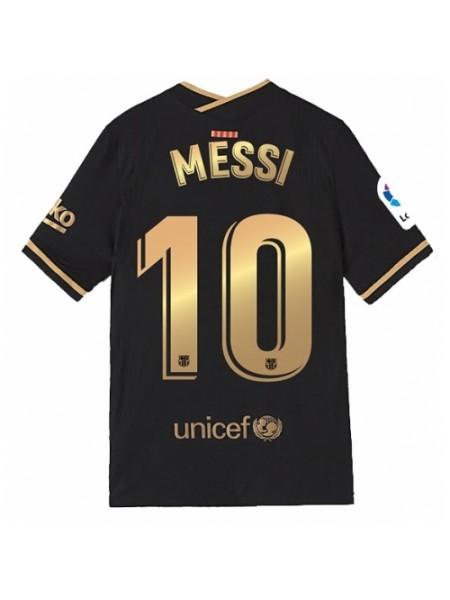 Детская футбольная форма Барселона MESSI 10 выездная 2020-2021