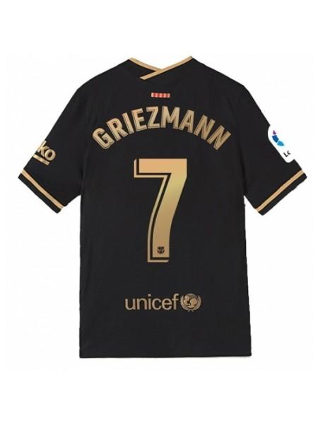 Детская футбольная форма Барселона GRIEZMANN 7 выездная 2020-2021