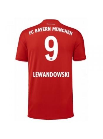 купить Детская футбольная форма Бавария Мюнхен LEWANDOWSKI 9 домашняя 2020-2021