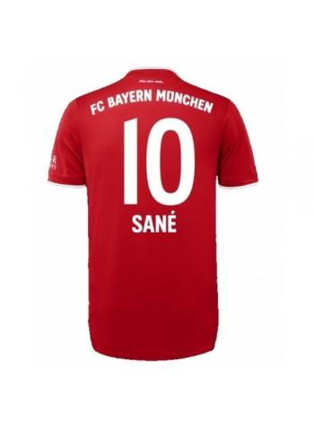 купить Детская футбольная форма Бавария Мюнхен SANE 10 домашняя 2020-2021