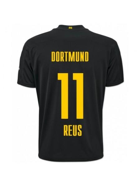 Детская футбольная форма Боруссия Дортмунд REUS 11 выездная 2020-2021