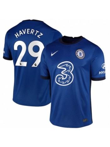 купить Детская футбольная форма Челси HAVERTZ 29 домашняя 2020-2021