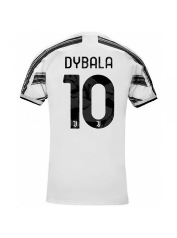 купить Детская футбольная форма Ювентус  DYBALA 10 домашняя 2020-2021