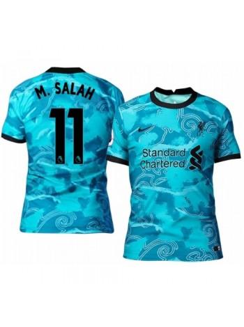 купить Детская футбольная форма Ливерпуль M. SALAH 11  выездная 2020-2021