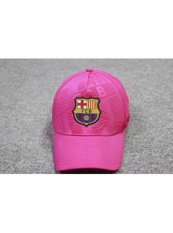 купить Кепка Барселона розовая