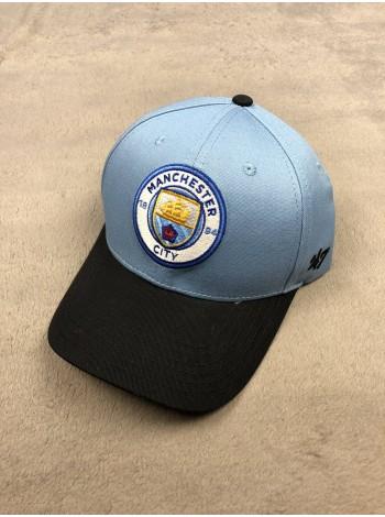 купить Кепка Манчестер Сити голубая