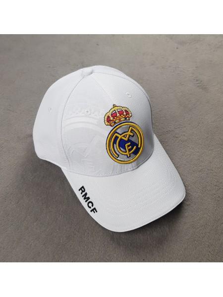 Кепка Реал Мадрид белая