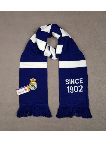Шарф Реал Мадрид темно-синий