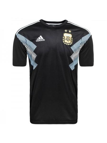 Футбольная форма национальной сборной Аргентина выездная 2018