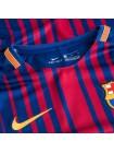 купить Футбольная форма Барселона домашняя 2017-2018 длинный рукав