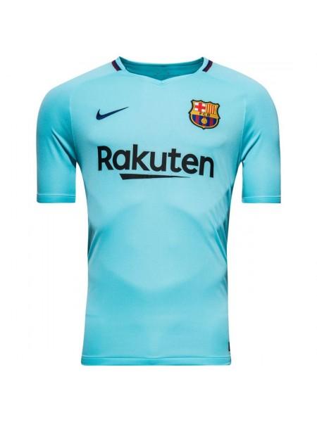 Футбольная форма Барселона выездная 2017-2018