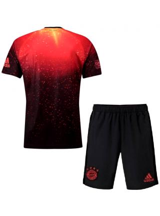 Футбольная форма Бавария резервная EA Sports 2018-2019