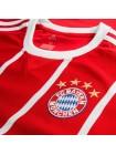 купить Футбольная форма Бавария домашняя 2017-2018 длинный рукав