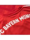 купить Футбольная форма Бавария домашняя 2018-2019 длинный рукав