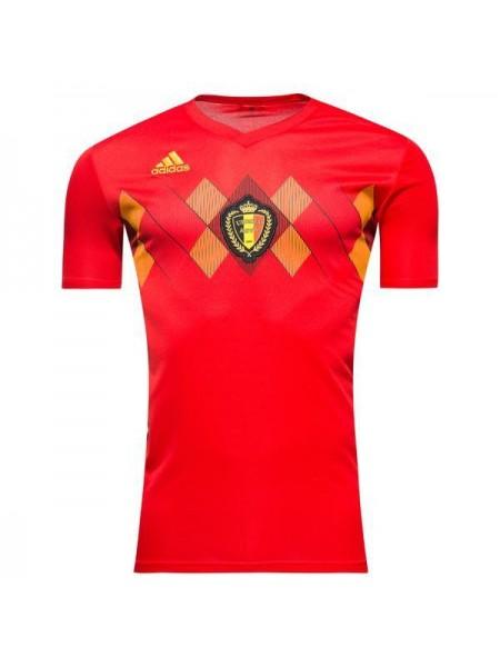 Футбольная форма национальной сборной Бельгия домашняя 2018