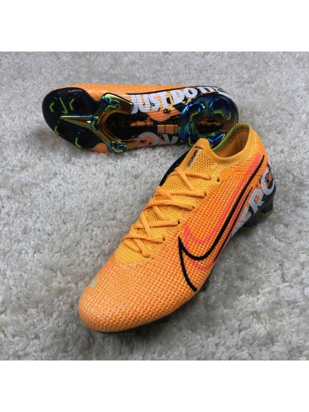 Бутсы Nike Mercurial Vapor 13 Elite FG Laser Orange