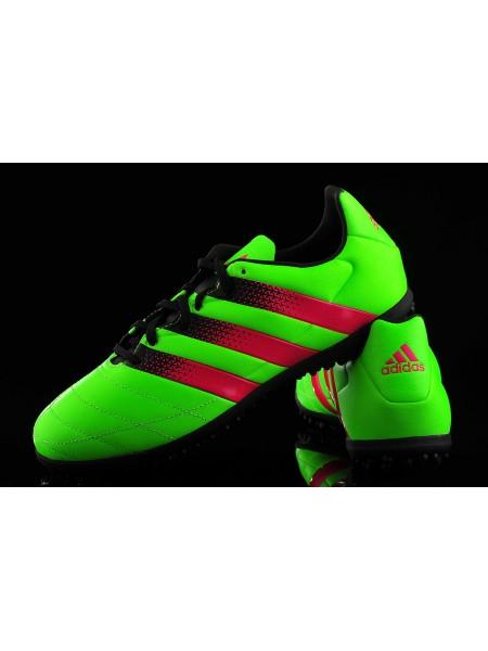 Сороконожки Adidas ACE 16.3 TF Lea AQ2063 размер 41.5