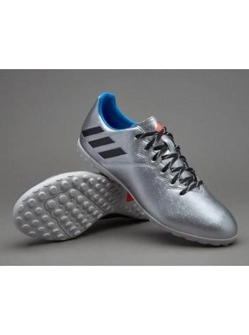 купить Сороконожки Adidas MESSI 16.4 TF ARGENT S79657 Размер 41.5