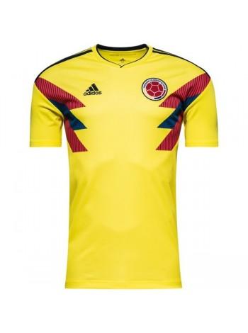 купить Футбольная форма национальной сборной Колумбия домашняя 2018
