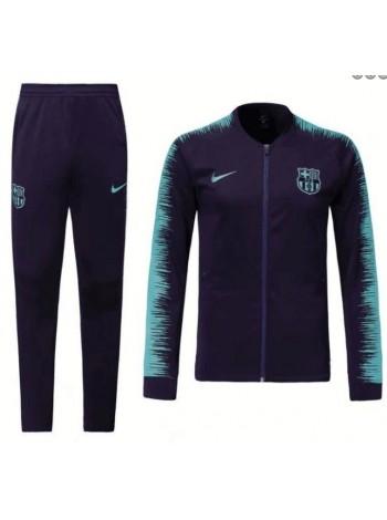 купить Детский спортивный костюм Барселона фиолетовый 2019-2020