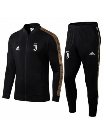 купить Спортивный костюм Ювентус  черный 2019-2020