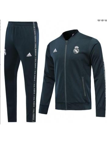 купить Спортивный костюм Реал Мадрид серый 2019-2020