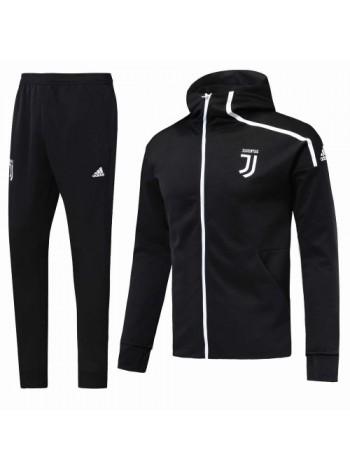 купить Спортивный костюм Ювентус с капюшоном 2019-2020