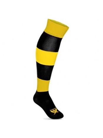 купить Гетры футбольные Swift Зебра желто черные р.27