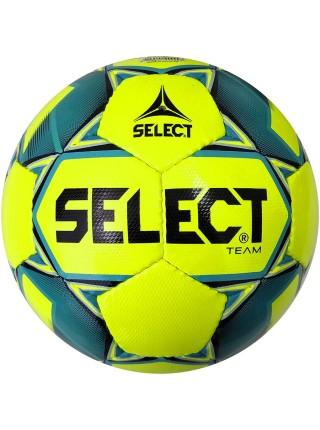 Мяч футбольный SELECT Team FIFA (016) желто синий, размер 5