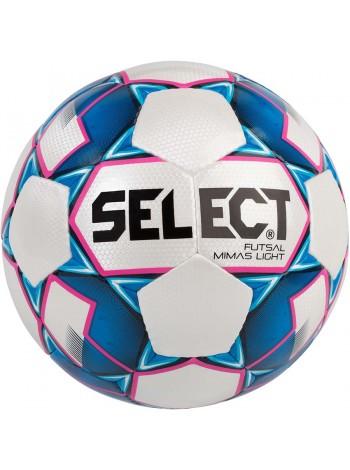 купить Мяч футзальный Select Futsal Mimas Light (364) бело синий