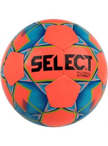 купить Мяч футзальный Select Futsal Street (032) оранжево синий