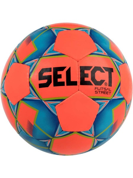 Мяч футзальный Select Futsal Street (032) оранжево синий