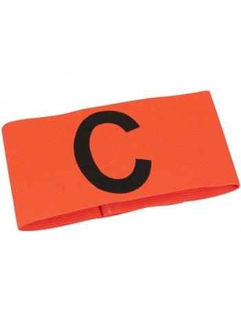 купить Капитанская повязка SELECT CAPTAIN'S BAND, оранжевая, Junior