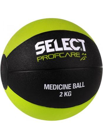 купить Медбол SELECT Medecine balls 2 кg