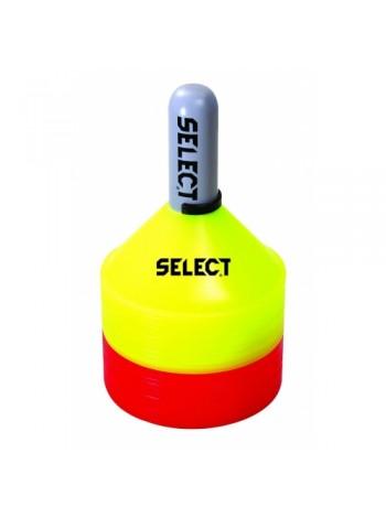 купить Набор маркеров SELECT MARKER SET 24 шт (231) желто красный, 7 см