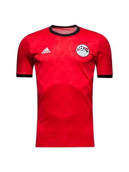 Футболка национальной сборной Египет домашняя 2018