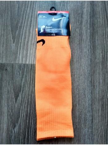 купить Детские футбольные гетры Найк оранжевые
