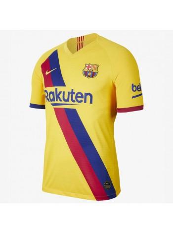 купить Детская футбольная форма Барселона выездная 2019-2020 фанатская версия