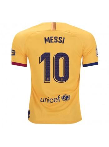купить Детская футбольная форма Барселона MESSI 10  выездная 2019-2020 фанатская версия