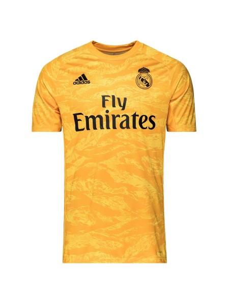 Детская футбольная форма Реал Мадрид  вратарская 2019-2020