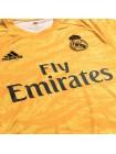купить Детская футбольная форма Реал Мадрид  вратарская 2019-2020