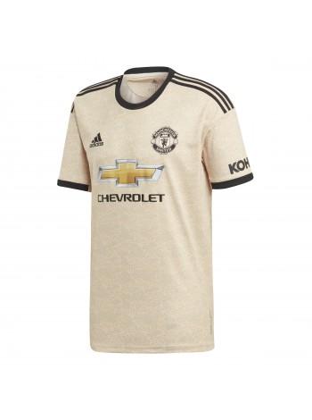 купить Футбольная форма Манчестер Юнайтед выездная 2019-2020