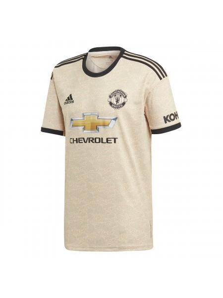 Футбольная форма Манчестер Юнайтед выездная 2019-2020
