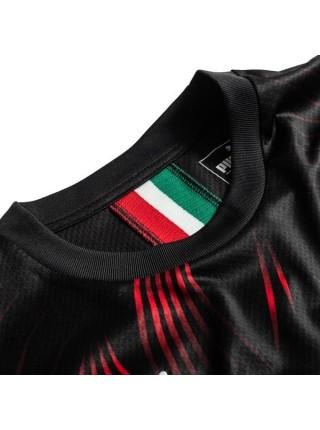 Детская футбольная форма Милан резервная 2019-2020