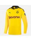 купить Футбольная форма с длинным рукавом Боруссия Дортмунд домашняя 2019-2020