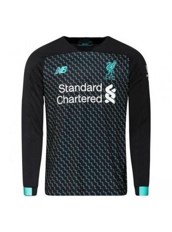 купить Футбольная форма с длинным рукавом Ливерпуль резервная 2019-2020