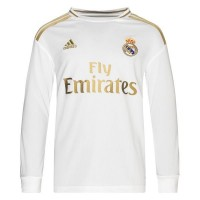 Футбольная форма с длинным рукавом Реал Мадрид  домашняя 2019-2020